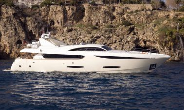 35m Custom Motoryacht