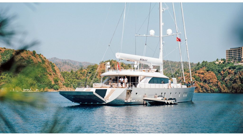 All About U 2 Sailing Yacht (20)
