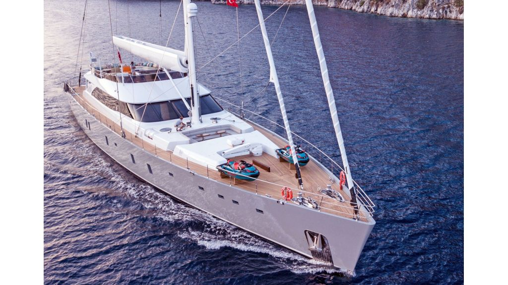 All About U 2 Sailing Yacht (35)