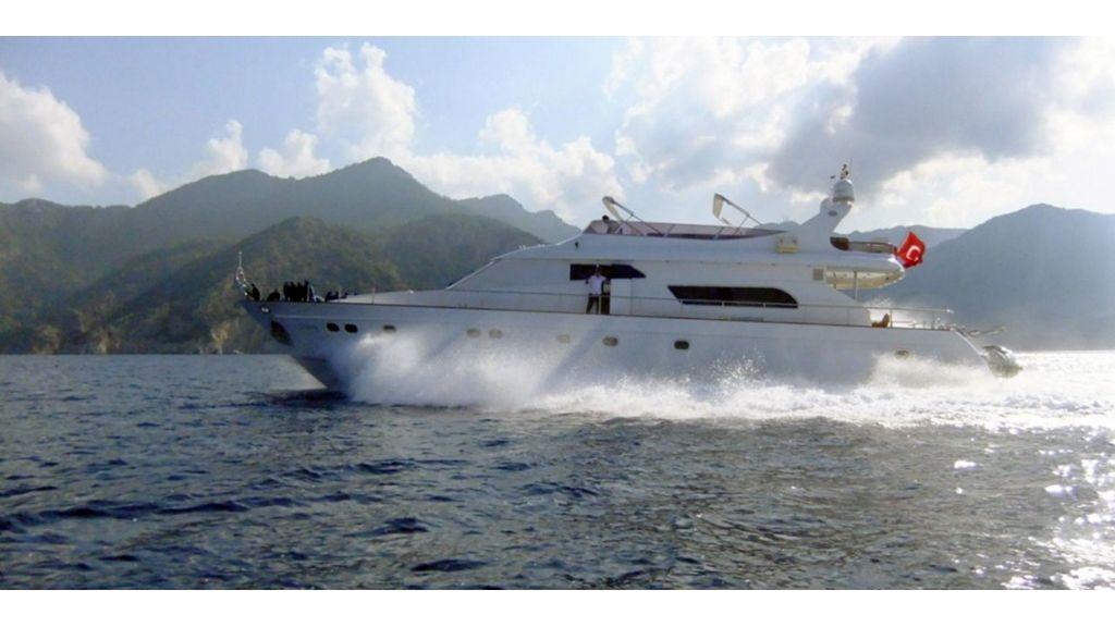 Custom Built 27m Motoryacht (25)