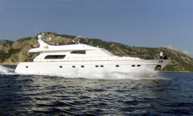 Custom Built 27m Motoryacht
