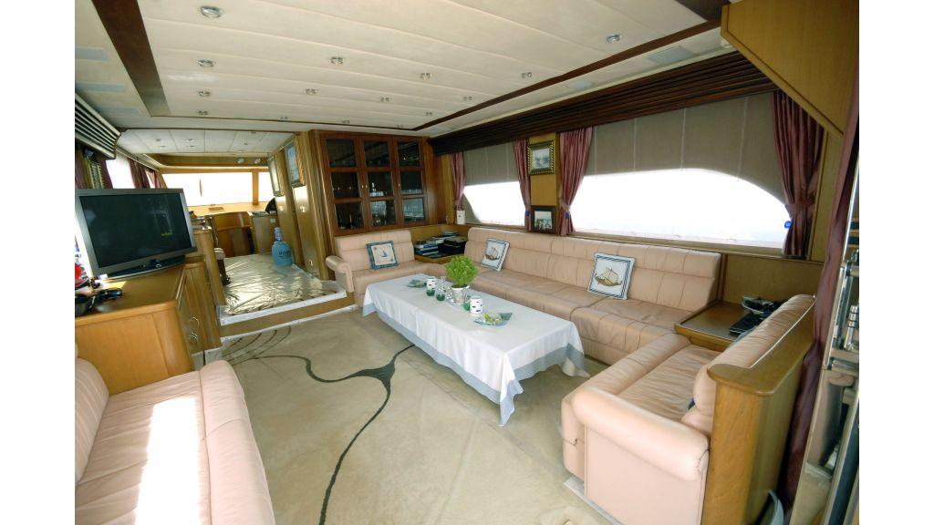 Custom Built 27m Motoryacht