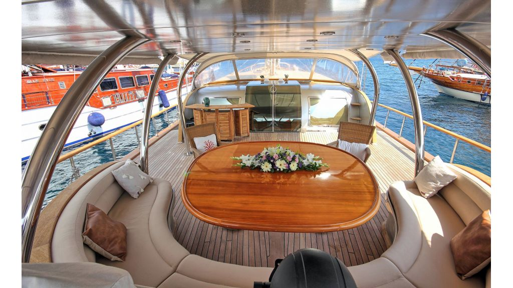 Istanbul Built Motor Sailer (40)