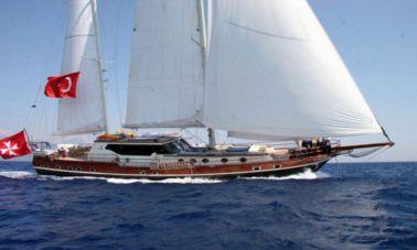 Istanbul Built Sailing Yacht (1)