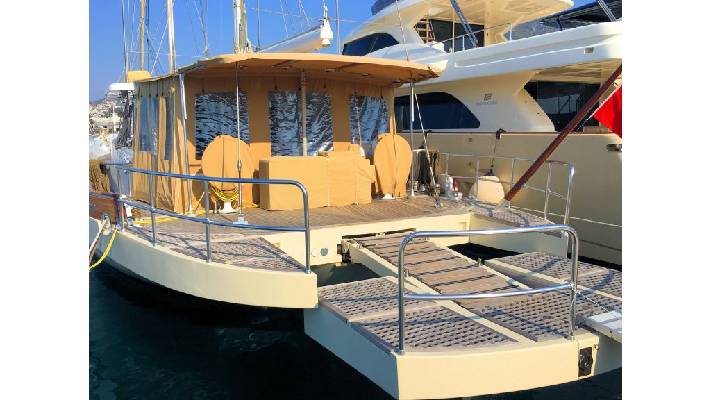 Istanbul Built Sailing Yacht (15)