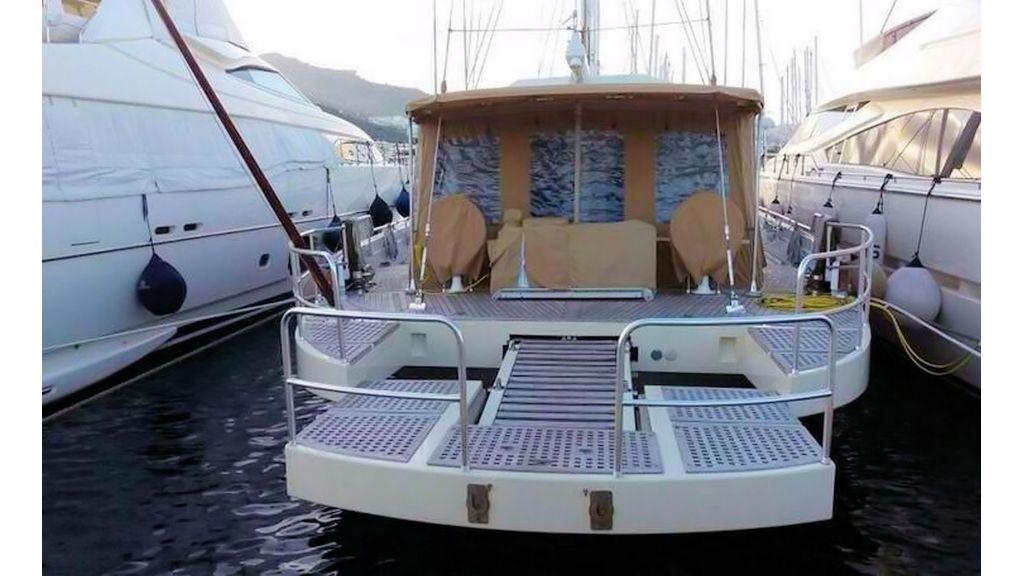 Istanbul Built Sailing Yacht (17)