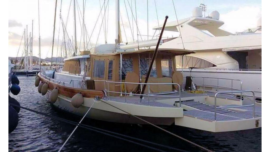 Istanbul Built Sailing Yacht (18)