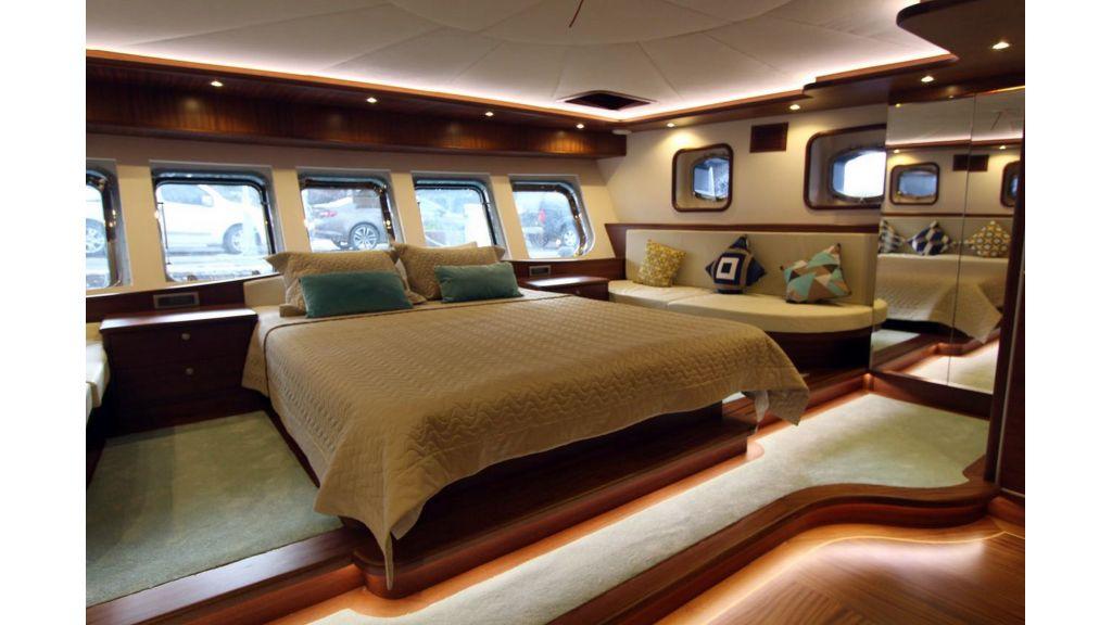 Istanbul Built Sailing Yacht (2)