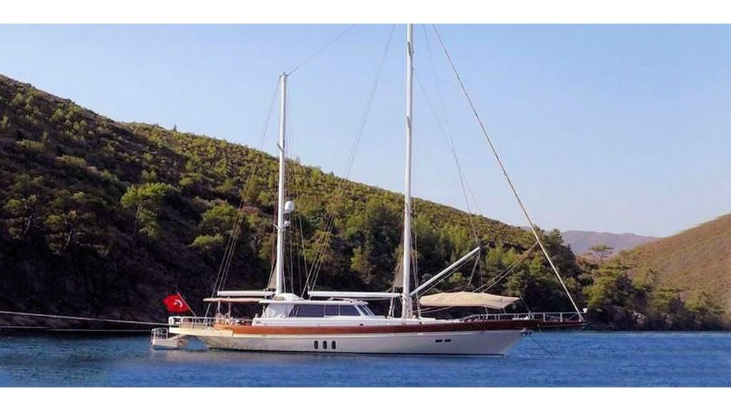 Istanbul Built Sailing Yacht (2) - master
