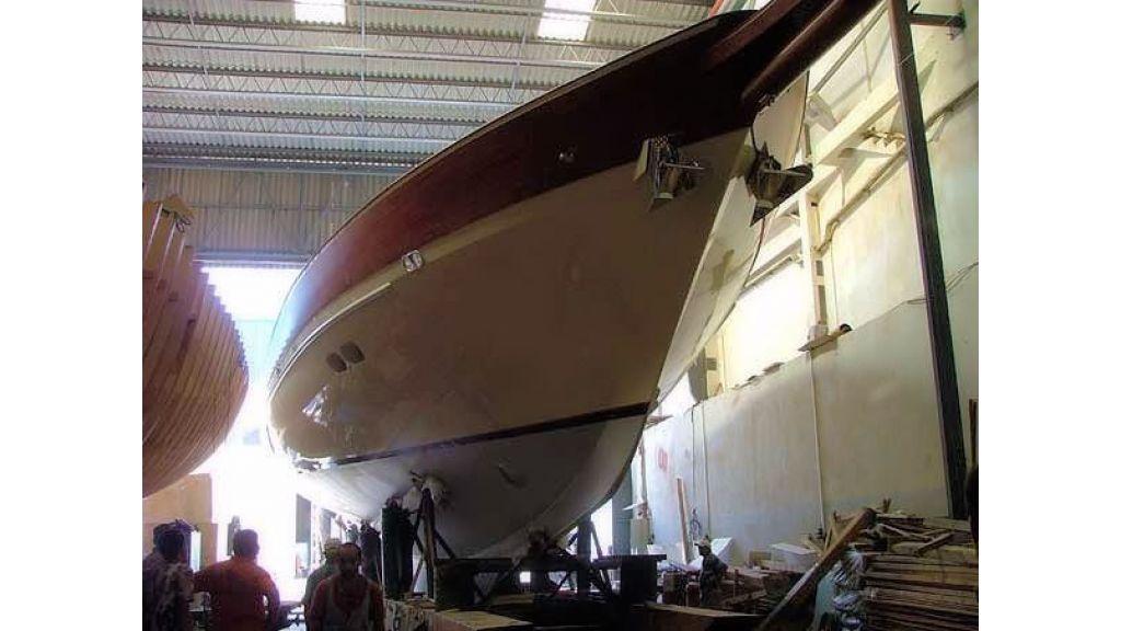 Istanbul Built Sailing Yacht (20)