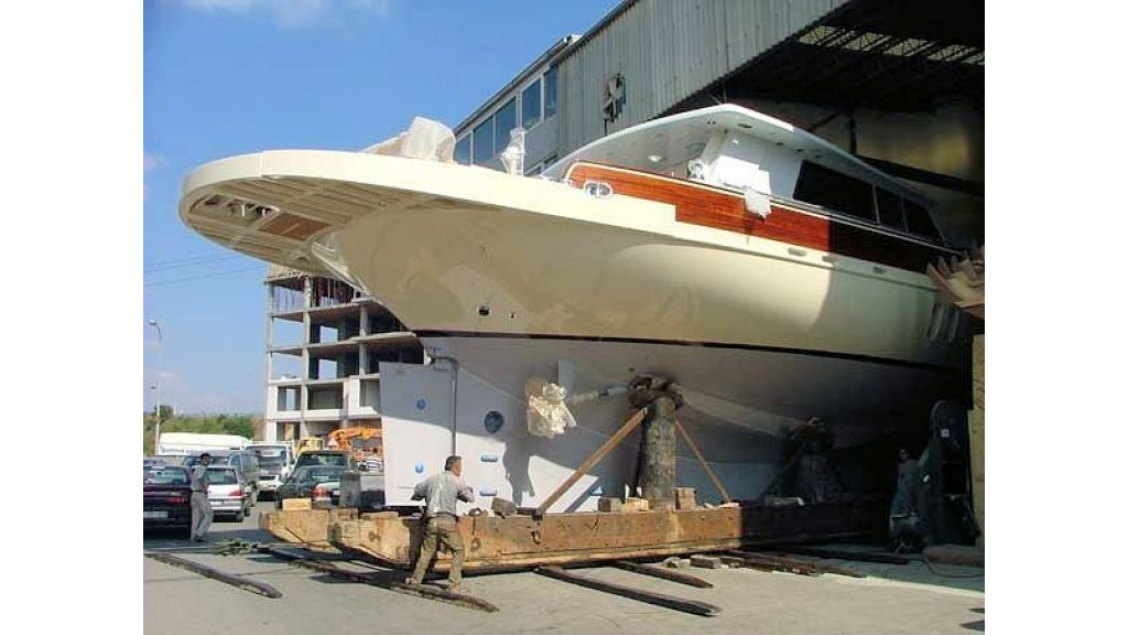 Istanbul Built Sailing Yacht (21)