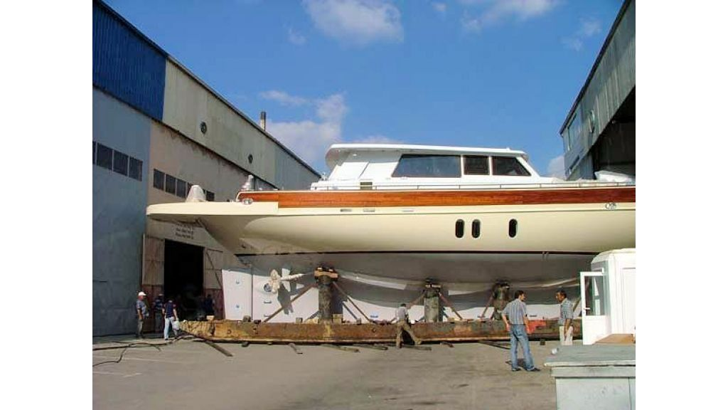 Istanbul Built Sailing Yacht (22)