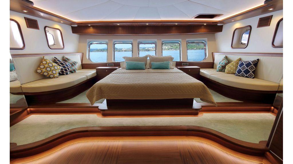 Istanbul Built Sailing Yacht (25)