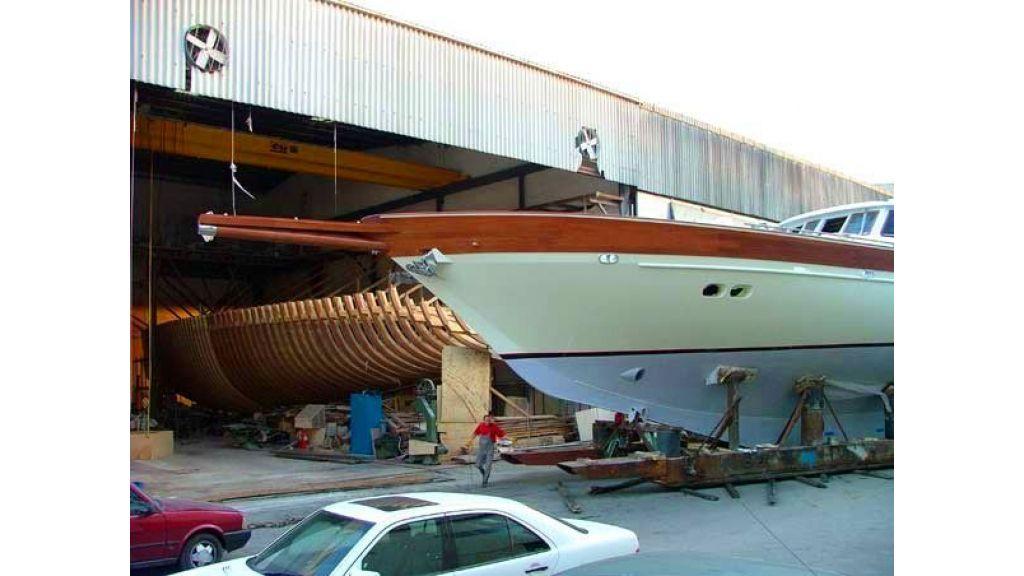 Istanbul Built Sailing Yacht (27)