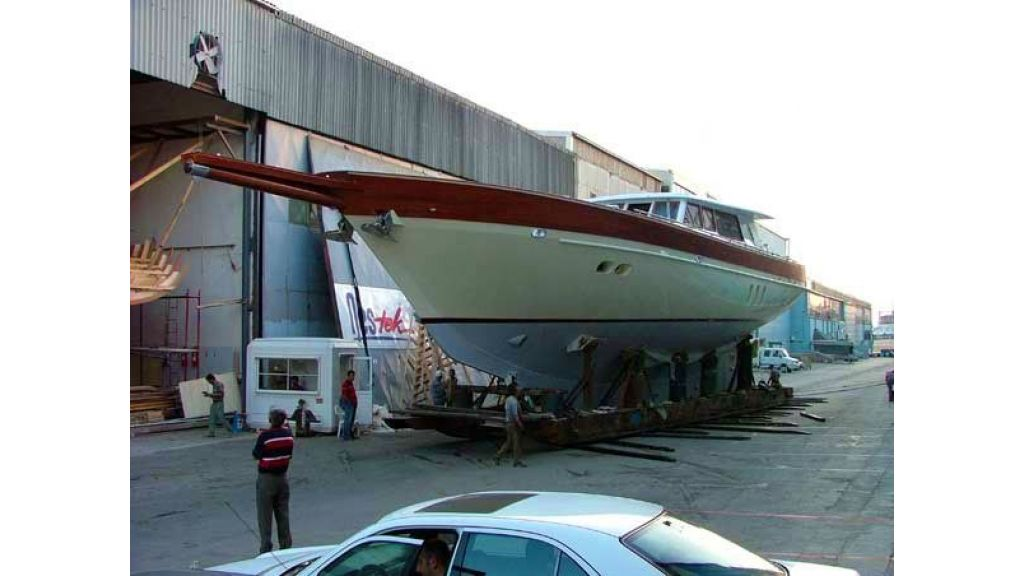 Istanbul Built Sailing Yacht (28)