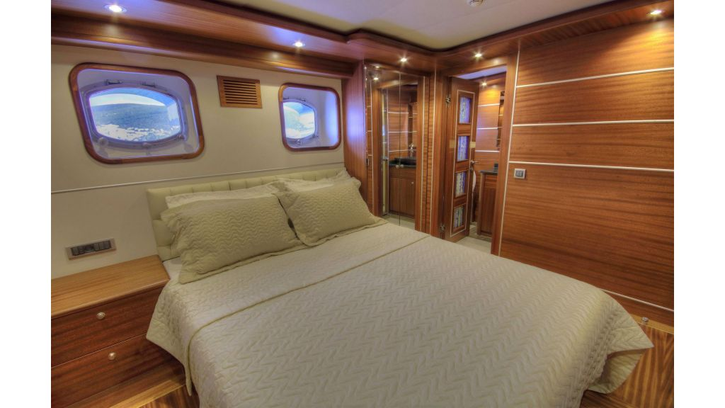 Istanbul Built Sailing Yacht (29)