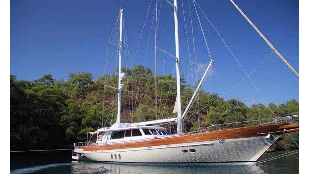 Istanbul Built Sailing Yacht (3)