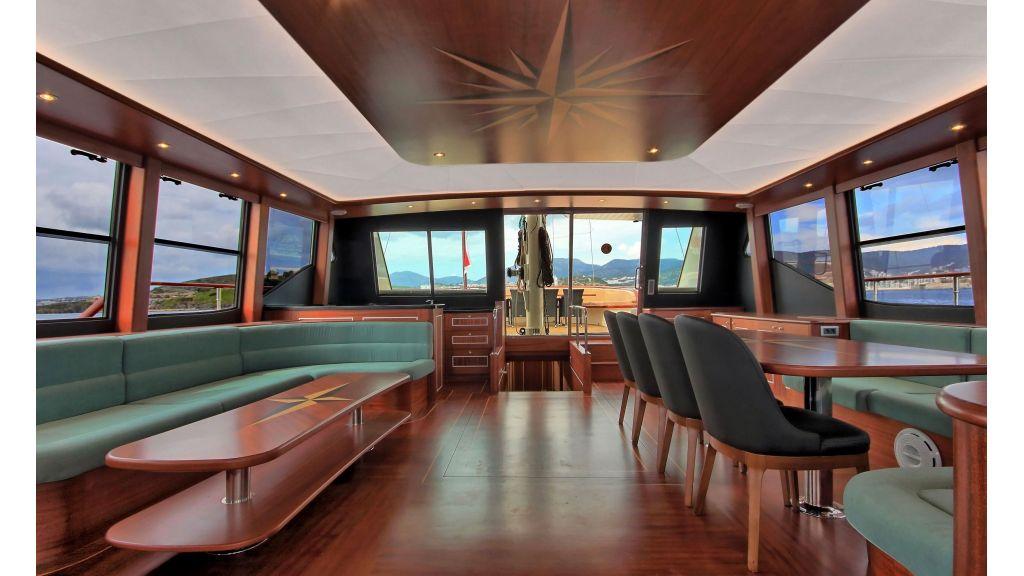 Istanbul Built Sailing Yacht (32)