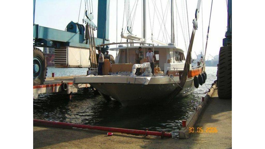 Istanbul Built Sailing Yacht (34)