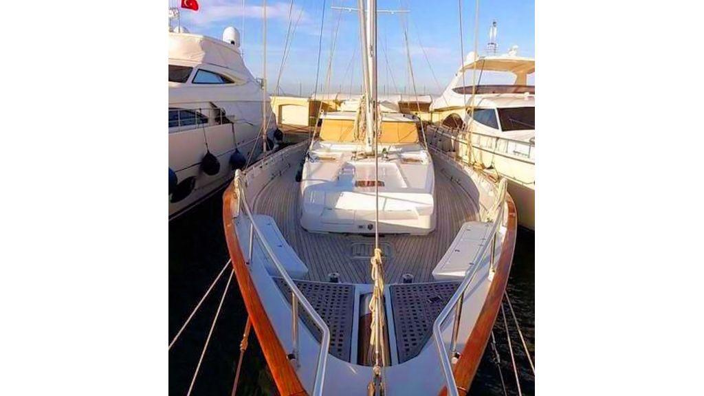 Istanbul Built Sailing Yacht (35)