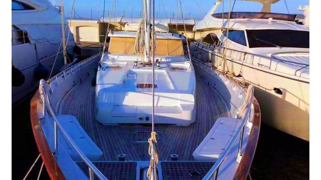 Istanbul Built Sailing Yacht (36)