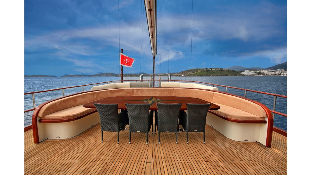 Istanbul Built Sailing Yacht (37)
