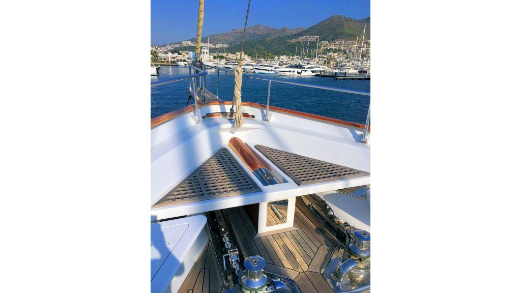 Istanbul Built Sailing Yacht (38)