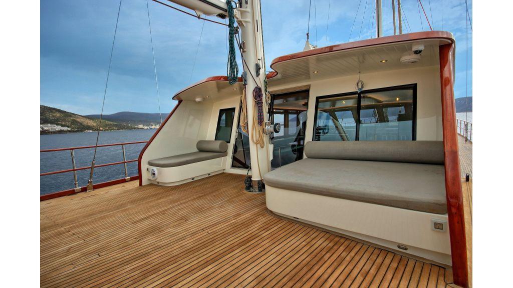 Istanbul Built Sailing Yacht (39)