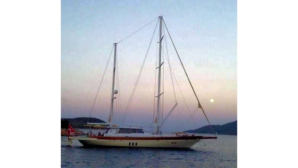 Istanbul Built Sailing Yacht (4)