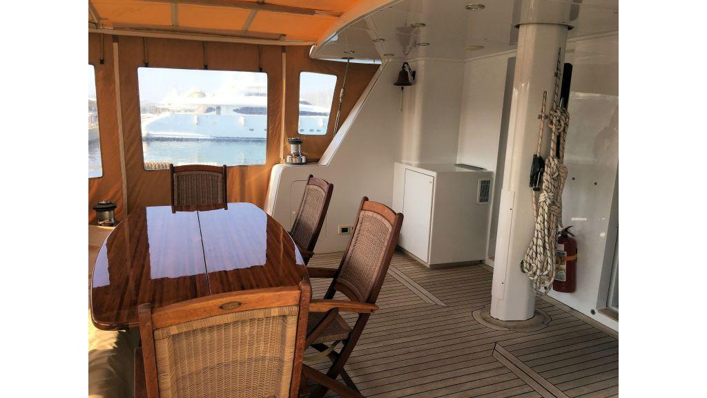 Istanbul Built Sailing Yacht (41)