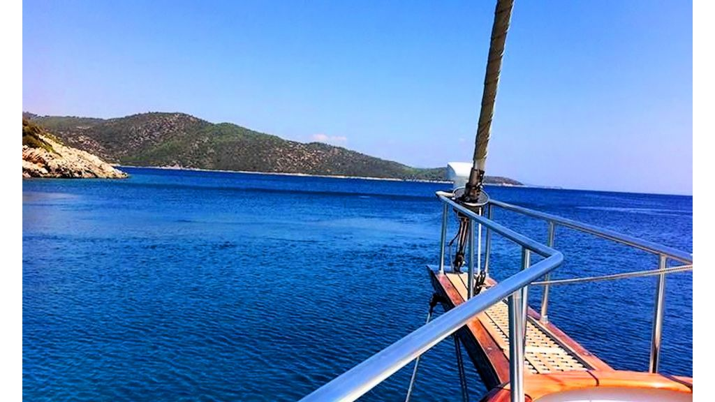 Istanbul Built Sailing Yacht (42)