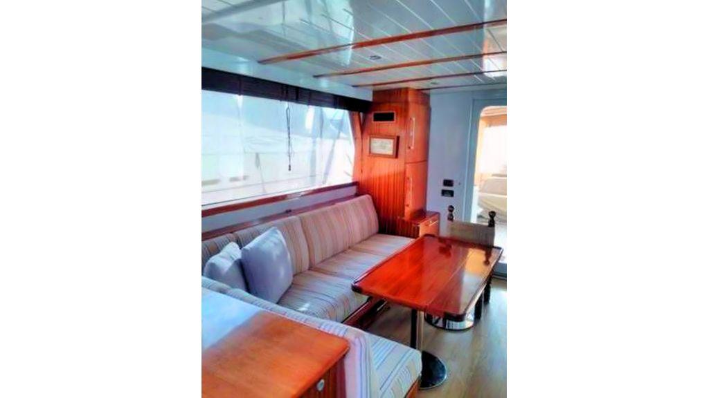 Istanbul Built Sailing Yacht (43)