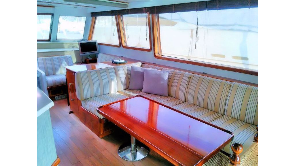 Istanbul Built Sailing Yacht (44)