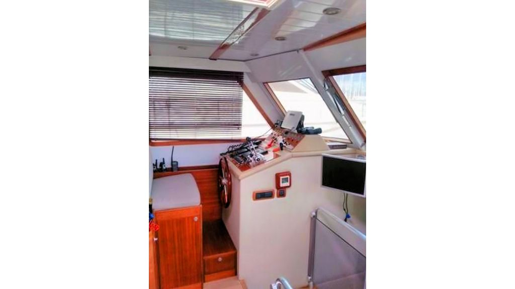 Istanbul Built Sailing Yacht (46)