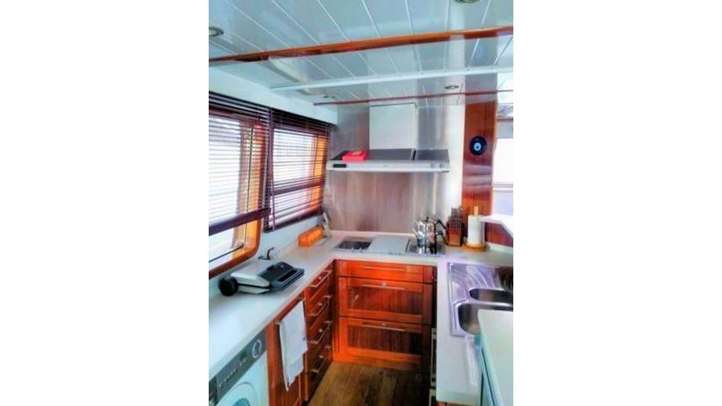 Istanbul Built Sailing Yacht (48)