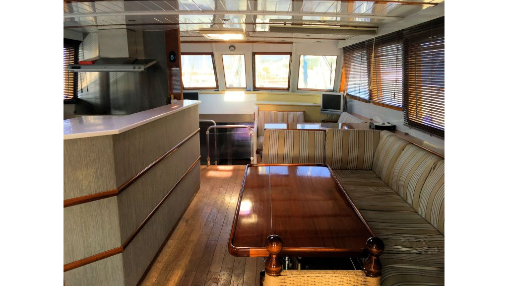 Istanbul Built Sailing Yacht (49)