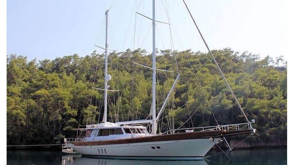 Istanbul Built Sailing Yacht (5)