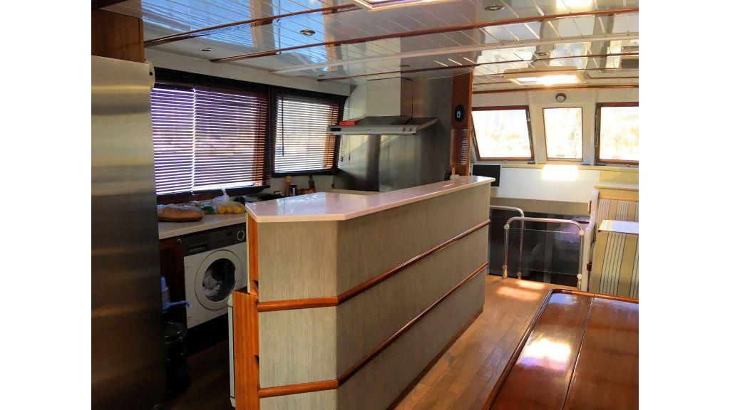 Istanbul Built Sailing Yacht (50)