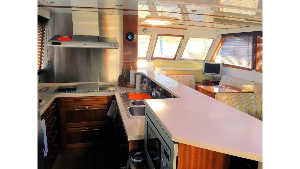 Istanbul Built Sailing Yacht (51)