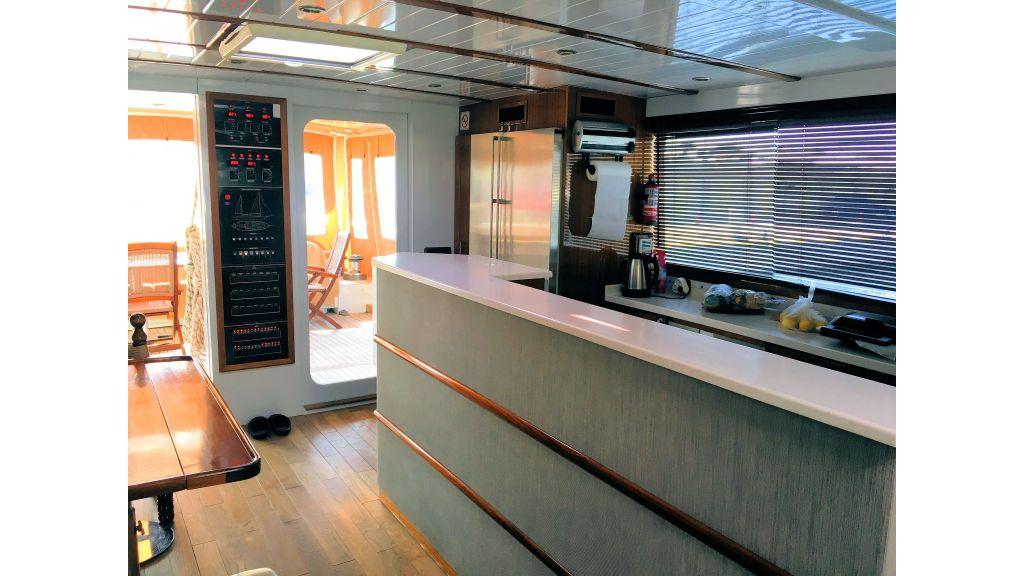 Istanbul Built Sailing Yacht (53)
