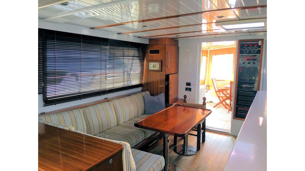 Istanbul Built Sailing Yacht (54)
