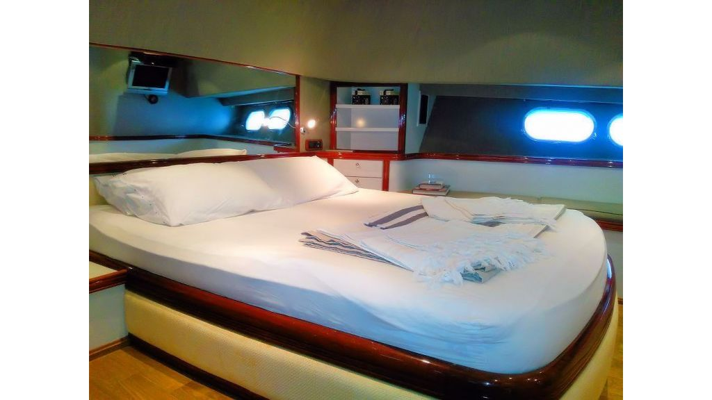 Istanbul Built Sailing Yacht (58)