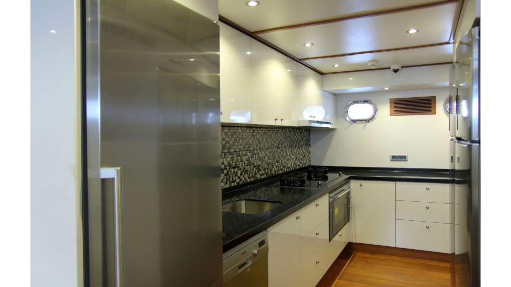 Istanbul Built Sailing Yacht (7)