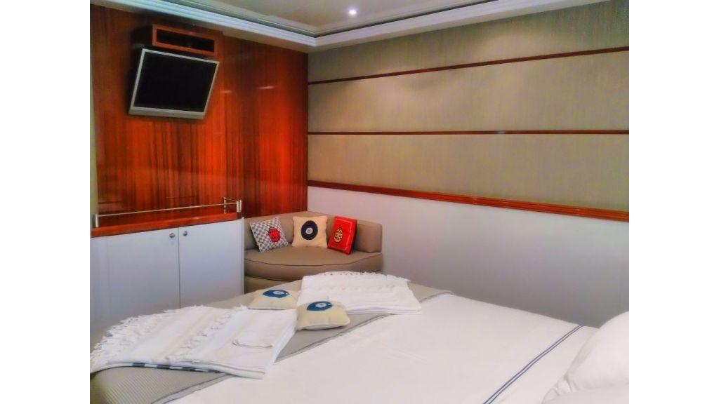 Istanbul Built Sailing Yacht (70)