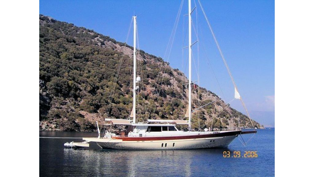 Istanbul Built Sailing Yacht (8)