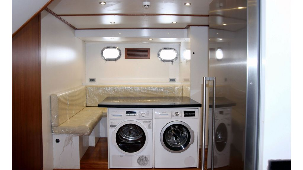 Istanbul Built Sailing Yacht (9)