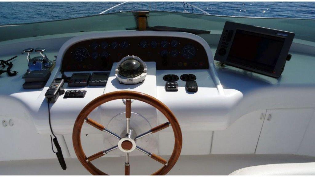Notika Built Motoryacht (8)