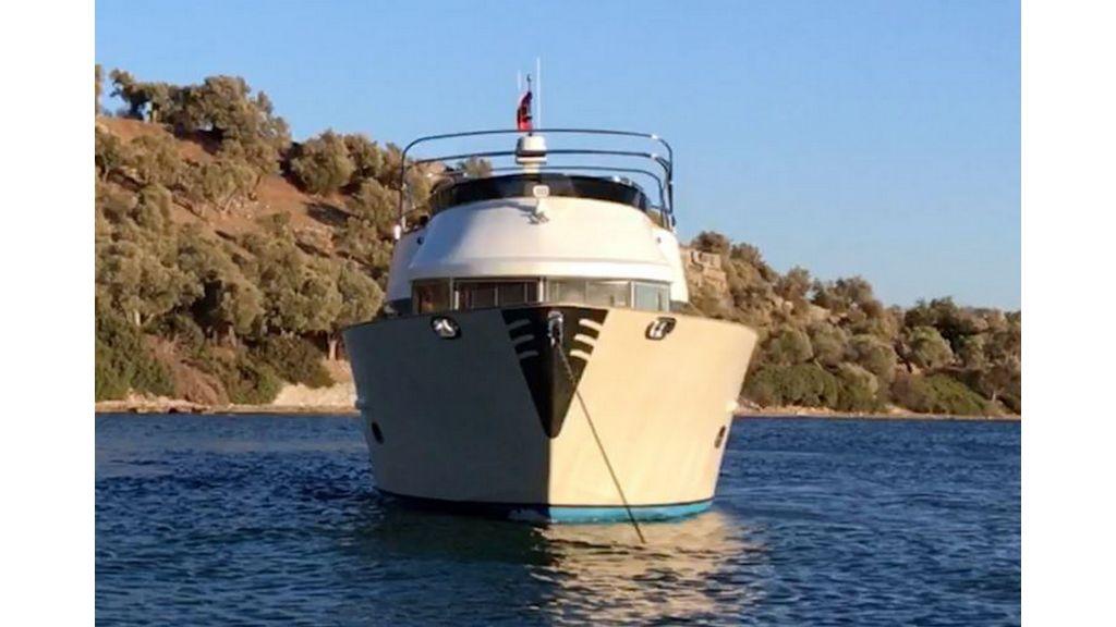 Pilothouse Trawler Motor Yacht (22)