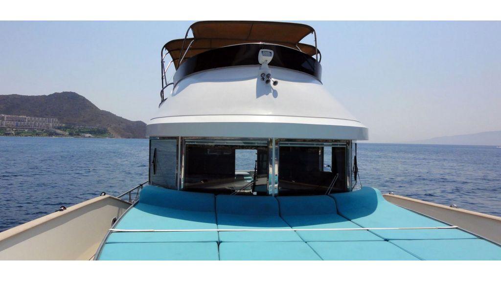 Pilothouse Trawler Motor Yacht (7)