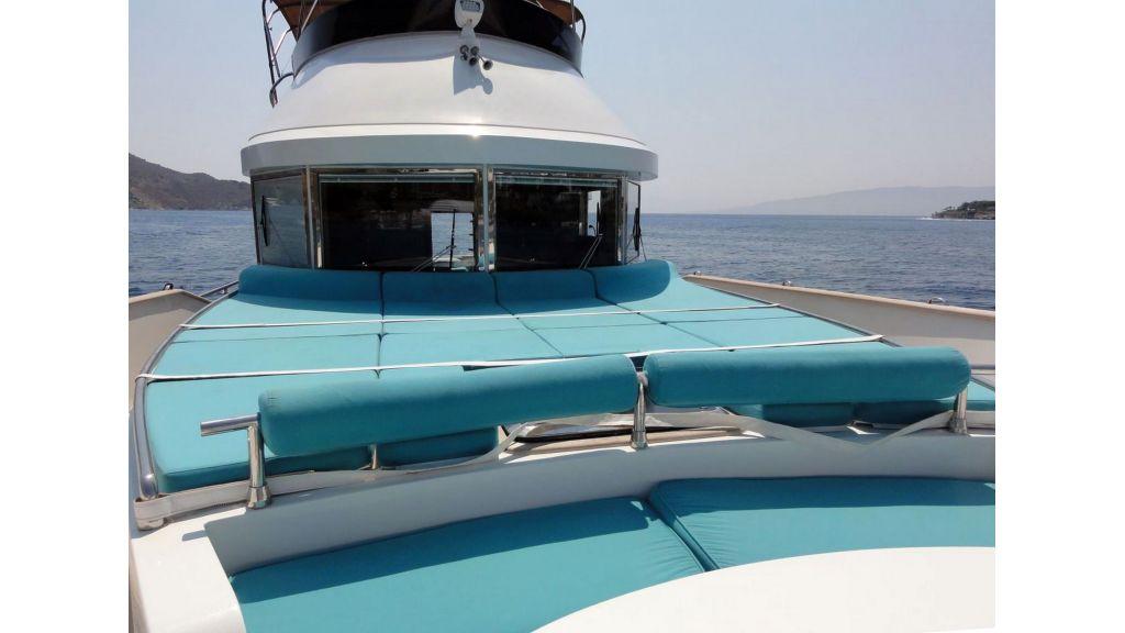 Pilothouse Trawler Motor Yacht (9)